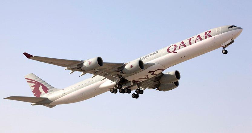 Qatar Airways duplica frequência de voos semanais para Lisboa